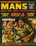 Man's Magazine (1952-1976) Vol. 15 #6