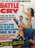 Battle Cry Magazine (1955 Stanley Publications) Vol. 12 #3