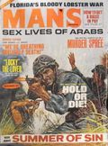 Man's Magazine (1952-1976) Vol. 15 #11