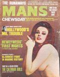 Man's Magazine (1952-1976) Vol. 17 #1