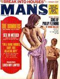 Man's Magazine (1952-1976) Vol. 17 #2
