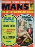 Man's Magazine (1952-1976) Vol. 17 #4