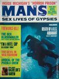 Man's Magazine (1952-1976) Vol. 17 #8