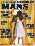Man's Magazine (1952-1976) Vol. 17 #9