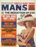 Man's Magazine (1952-1976) Vol. 18 #1