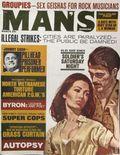 Man's Magazine (1952-1976) Vol. 18 #3