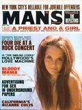 Man's Magazine (1952-1976) Vol. 18 #5