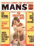 Man's Magazine (1952-1976) Vol. 18 #11