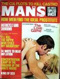 Man's Magazine (1952-1976) Vol. 19 #8