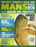 Man's Magazine (1952-1976) Vol. 19 #10