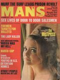 Man's Magazine (1952-1976) Vol. 19 #12