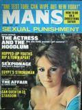 Man's Magazine (1952-1976) Vol. 20 #1