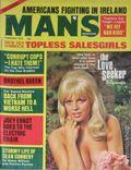 Man's Magazine (1952-1976) Vol. 20 #2