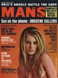 Man's Magazine (1952-1976) Vol. 20 #11