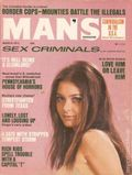 Man's Magazine (1952-1976) Vol. 21 #3