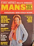 Man's Magazine (1952-1976) Vol. 21 #4