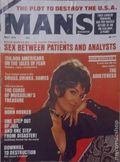 Man's Magazine (1952-1976) Vol. 21 #5