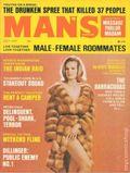 Man's Magazine (1952-1976) Vol. 21 #7