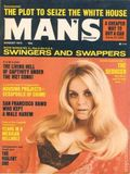 Man's Magazine (1952-1976) Vol. 21 #8