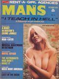 Man's Magazine (1952-1976) Vol. 21 #10