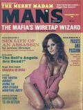 Man's Magazine (1952-1976) Vol. 21 #12