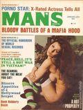 Man's Magazine (1952-1976) Vol. 22 #1