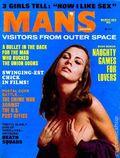 Man's Magazine (1952-1976) Vol. 22 #3