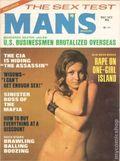 Man's Magazine (1952-1976) Vol. 22 #5
