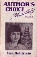Author's Choice Monthly HC (1989-1992 Pulphouse) 3-1ST