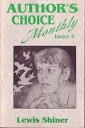 Author's Choice Monthly HC (1989-1992 Pulphouse) 4-1ST