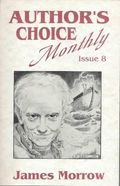Author's Choice Monthly HC (1989-1992 Pulphouse) 8-1ST