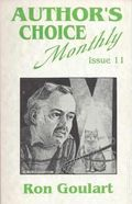 Author's Choice Monthly HC (1989-1992 Pulphouse) 11-1ST