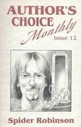 Author's Choice Monthly HC (1989-1992 Pulphouse) 12-1ST