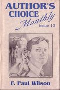 Author's Choice Monthly HC (1989-1992 Pulphouse) 13-1ST