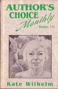 Author's Choice Monthly HC (1989-1992 Pulphouse) 16-1ST