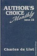 Author's Choice Monthly HC (1989-1992 Pulphouse) 22-1ST