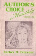 Author's Choice Monthly HC (1989-1992 Pulphouse) 23-1ST