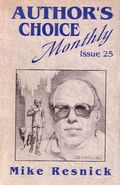 Author's Choice Monthly HC (1989-1992 Pulphouse) 25-1ST