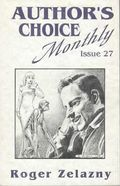 Author's Choice Monthly HC (1989-1992 Pulphouse) 27-1ST