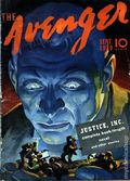 Avenger (1939-1942 Street & Smith) The Avenger Pulp Vol. 1 #1