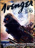 Avenger (1939-1942 Street & Smith) The Avenger Pulp Vol. 1 #3