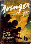 Avenger (1939-1942 Street & Smith) The Avenger Pulp Vol. 1 #4