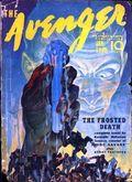 Avenger (1939-1942 Street & Smith) The Avenger Pulp Vol. 1 #5