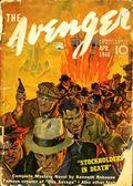 Avenger (1939-1942 Street & Smith) The Avenger Pulp Vol. 2 #2