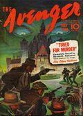 Avenger (1939-1942 Street & Smith) The Avenger Pulp Vol. 2 #3