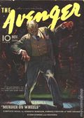 Avenger (1939-1942 Street & Smith) The Avenger Pulp Vol. 3 #1