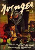 Avenger (1939-1942 Street & Smith) The Avenger Pulp Vol. 3 #2
