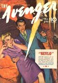 Avenger (1939-1942 Street & Smith) The Avenger Pulp Vol. 3 #5