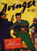 Avenger (1939-1942 Street & Smith) The Avenger Pulp Vol. 3 #6