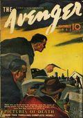 Avenger (1939-1942 Street & Smith) The Avenger Pulp Vol. 4 #1